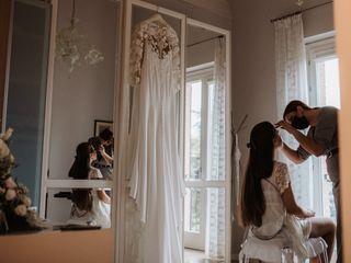 Le nozze di Orlando e Alessia 1