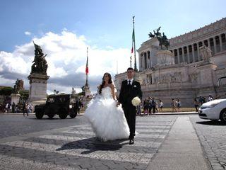 Le nozze di Laura e Giordano