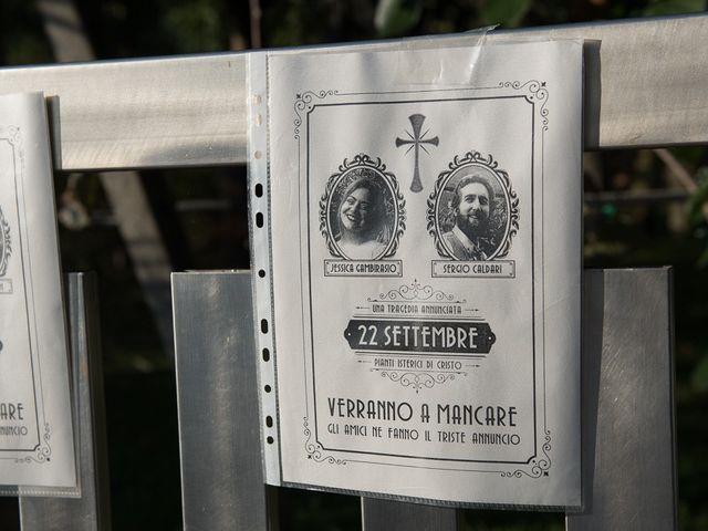 Il matrimonio di Sergio e Jessica a Bottanuco, Bergamo 17