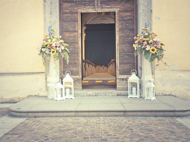 Il matrimonio di Sergio e Jessica a Bottanuco, Bergamo 52