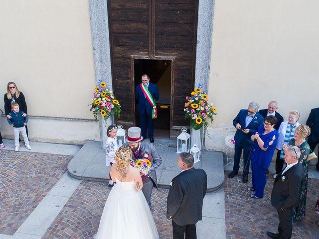 Il matrimonio di Sergio e Jessica a Bottanuco, Bergamo 59
