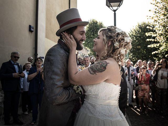 Il matrimonio di Sergio e Jessica a Bottanuco, Bergamo 60