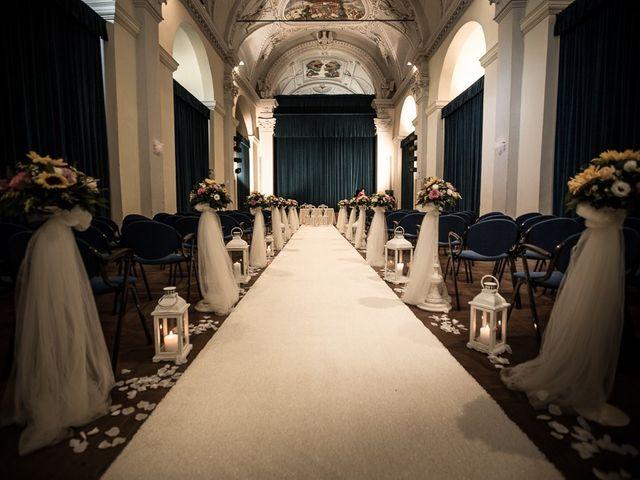 Il matrimonio di Sergio e Jessica a Bottanuco, Bergamo 62