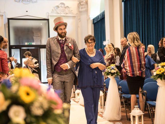 Il matrimonio di Sergio e Jessica a Bottanuco, Bergamo 63