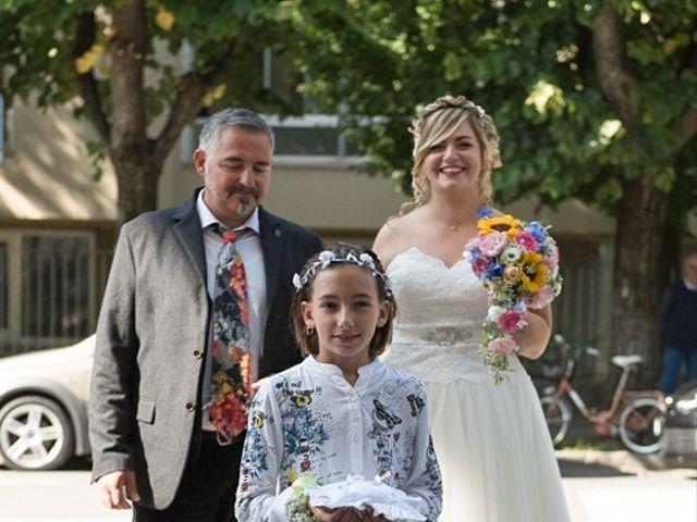 Il matrimonio di Sergio e Jessica a Bottanuco, Bergamo 64