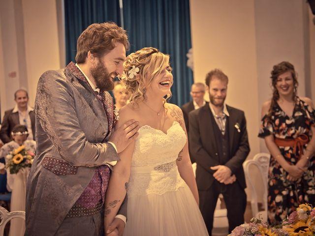 Il matrimonio di Sergio e Jessica a Bottanuco, Bergamo 66