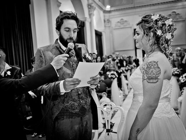 Il matrimonio di Sergio e Jessica a Bottanuco, Bergamo 67