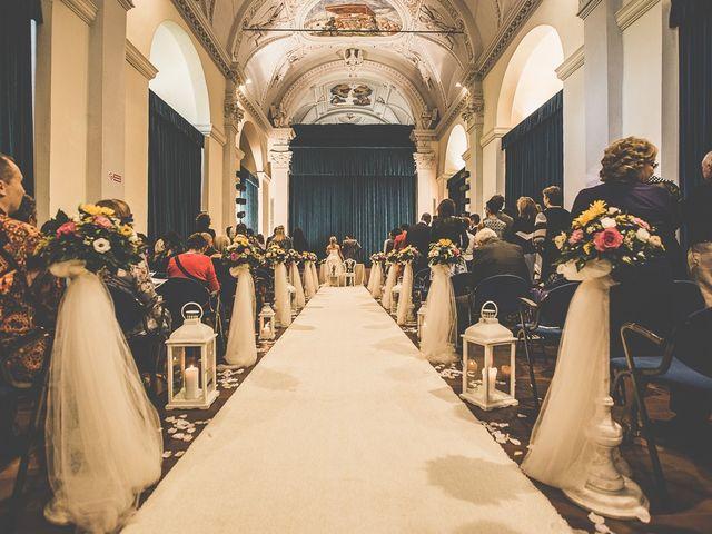 Il matrimonio di Sergio e Jessica a Bottanuco, Bergamo 68