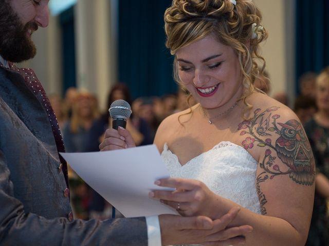 Il matrimonio di Sergio e Jessica a Bottanuco, Bergamo 69