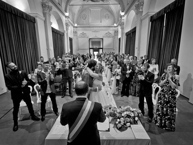 Il matrimonio di Sergio e Jessica a Bottanuco, Bergamo 70