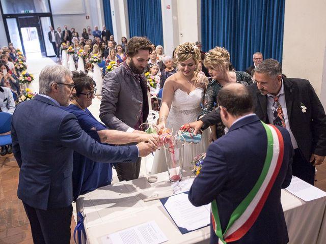 Il matrimonio di Sergio e Jessica a Bottanuco, Bergamo 71
