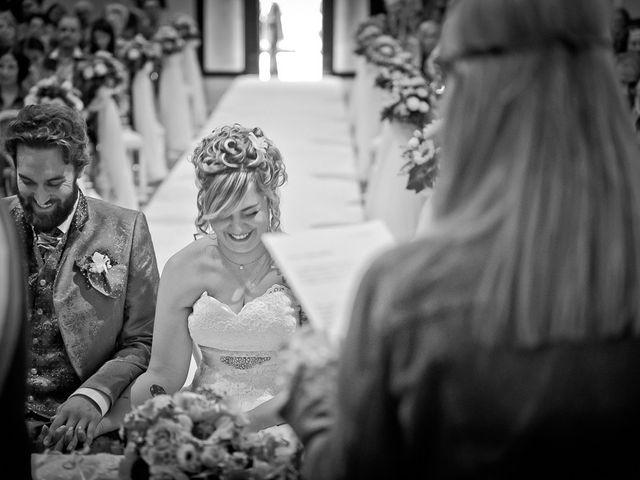 Il matrimonio di Sergio e Jessica a Bottanuco, Bergamo 74