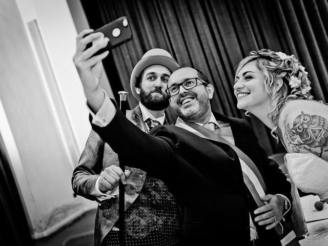 Il matrimonio di Sergio e Jessica a Bottanuco, Bergamo 79