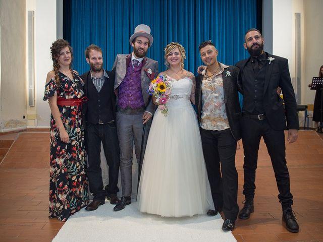 Il matrimonio di Sergio e Jessica a Bottanuco, Bergamo 80