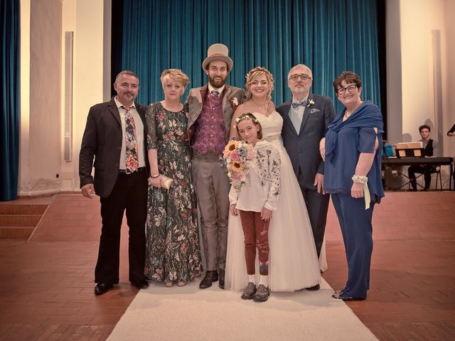 Il matrimonio di Sergio e Jessica a Bottanuco, Bergamo 81