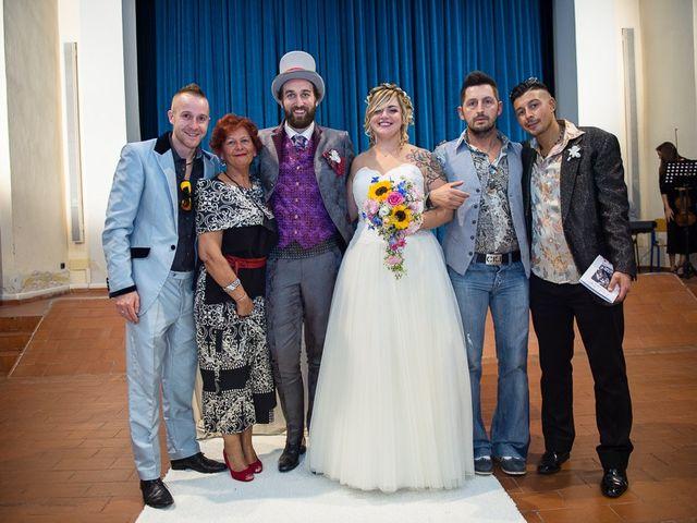 Il matrimonio di Sergio e Jessica a Bottanuco, Bergamo 82