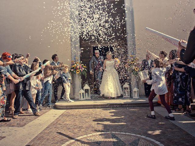Il matrimonio di Sergio e Jessica a Bottanuco, Bergamo 84