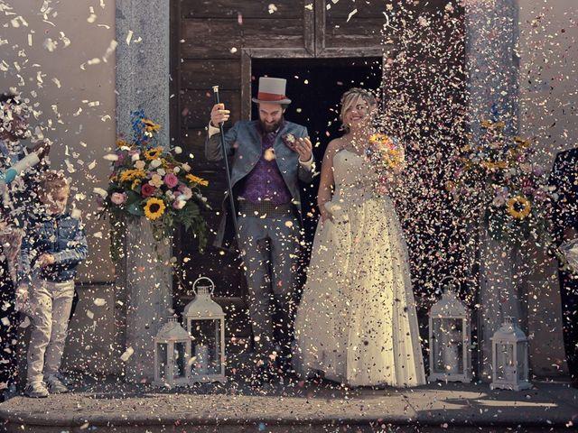 Il matrimonio di Sergio e Jessica a Bottanuco, Bergamo 87