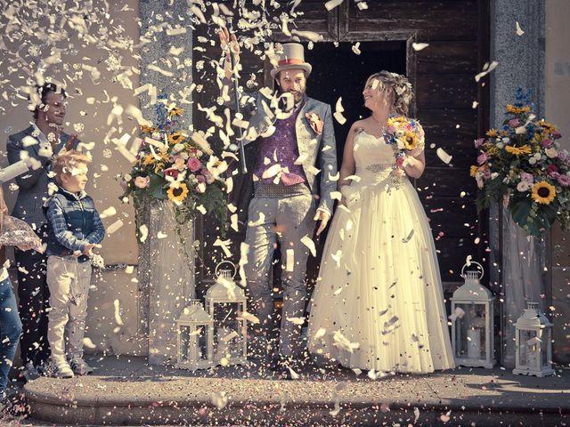 Il matrimonio di Sergio e Jessica a Bottanuco, Bergamo 88