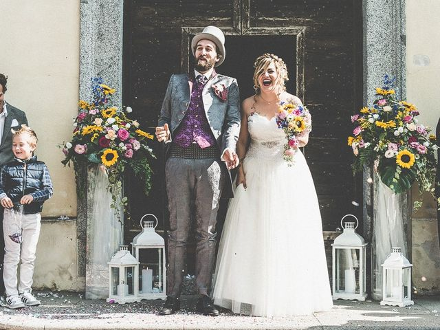 Il matrimonio di Sergio e Jessica a Bottanuco, Bergamo 89