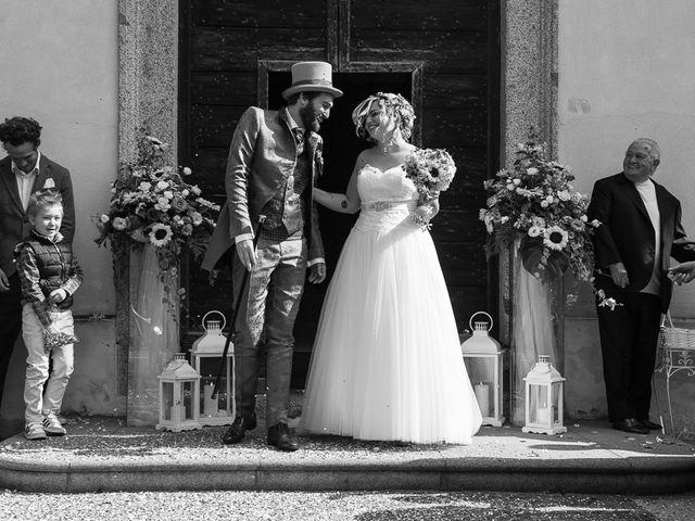 Il matrimonio di Sergio e Jessica a Bottanuco, Bergamo 90
