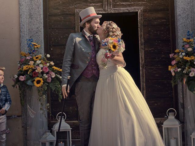 Il matrimonio di Sergio e Jessica a Bottanuco, Bergamo 91