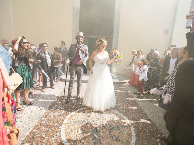 Il matrimonio di Sergio e Jessica a Bottanuco, Bergamo 93