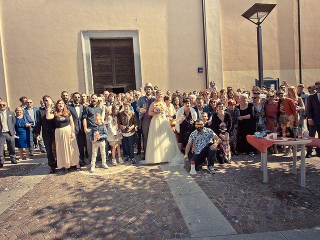 Il matrimonio di Sergio e Jessica a Bottanuco, Bergamo 98