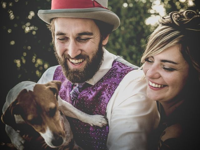 Il matrimonio di Sergio e Jessica a Bottanuco, Bergamo 109