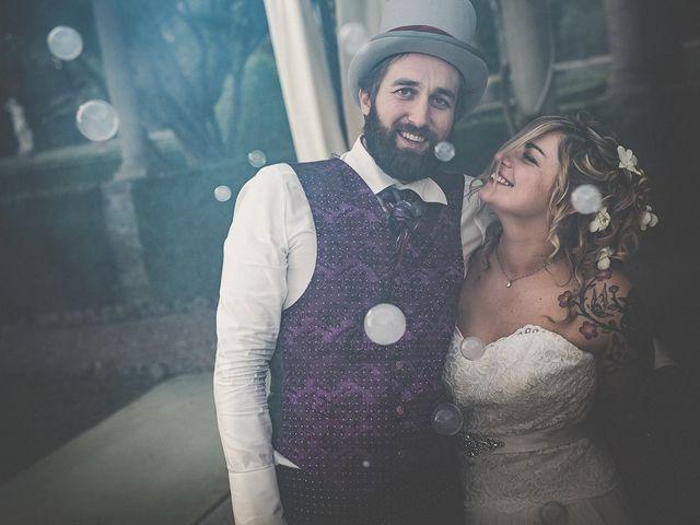 Il matrimonio di Sergio e Jessica a Bottanuco, Bergamo 114