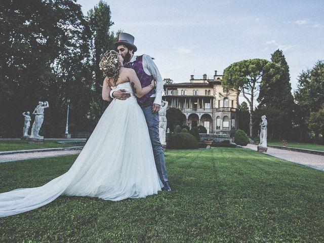 Il matrimonio di Sergio e Jessica a Bottanuco, Bergamo 120