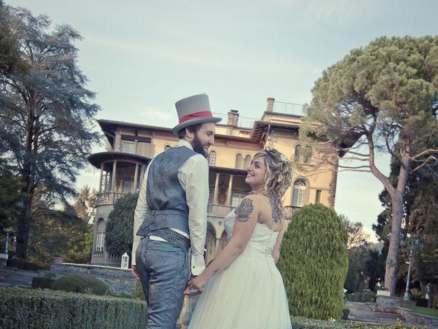 Il matrimonio di Sergio e Jessica a Bottanuco, Bergamo 121