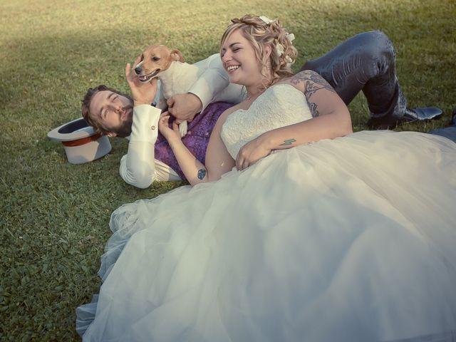 Il matrimonio di Sergio e Jessica a Bottanuco, Bergamo 125