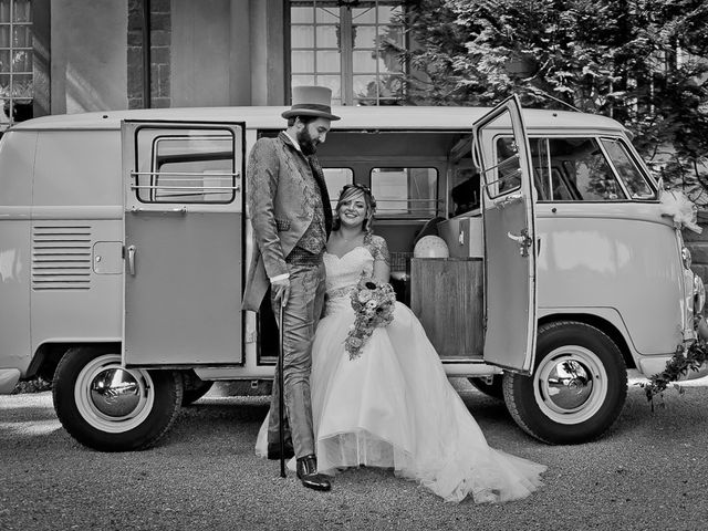 Il matrimonio di Sergio e Jessica a Bottanuco, Bergamo 130