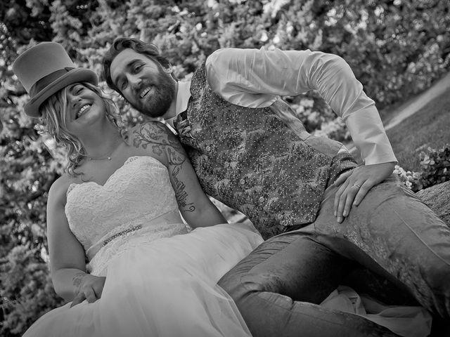 Il matrimonio di Sergio e Jessica a Bottanuco, Bergamo 131