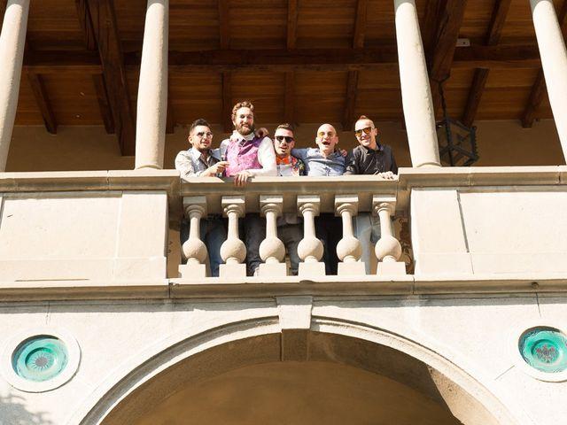Il matrimonio di Sergio e Jessica a Bottanuco, Bergamo 136