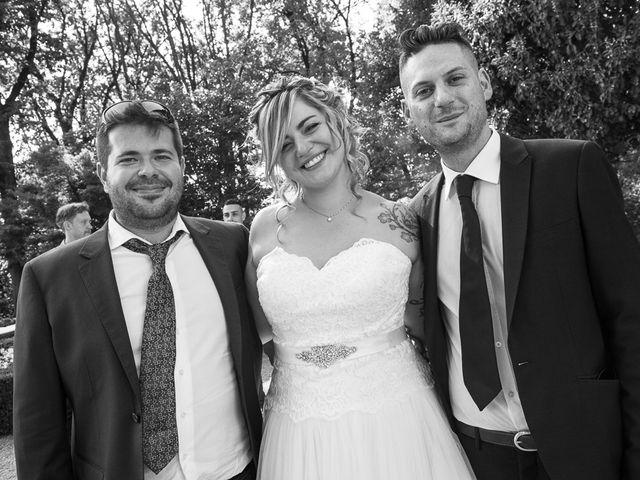 Il matrimonio di Sergio e Jessica a Bottanuco, Bergamo 137
