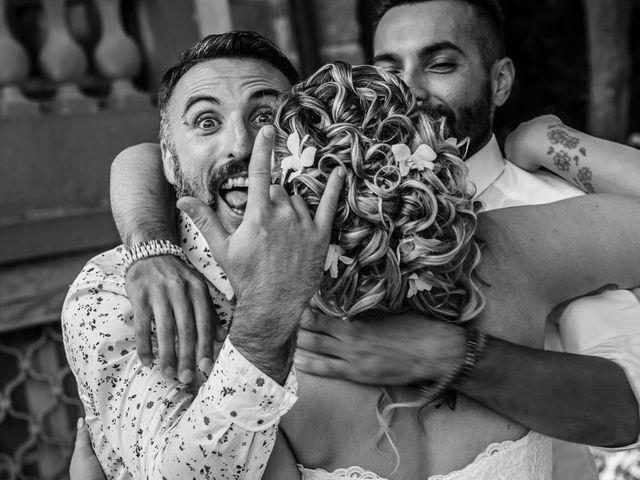 Il matrimonio di Sergio e Jessica a Bottanuco, Bergamo 138