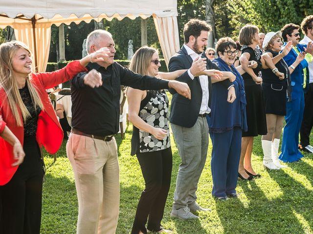 Il matrimonio di Sergio e Jessica a Bottanuco, Bergamo 140