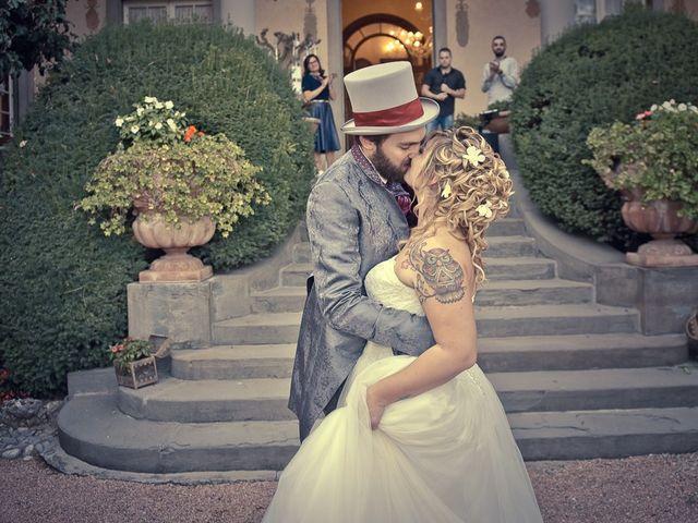 Il matrimonio di Sergio e Jessica a Bottanuco, Bergamo 145