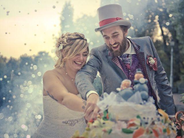 Il matrimonio di Sergio e Jessica a Bottanuco, Bergamo 147