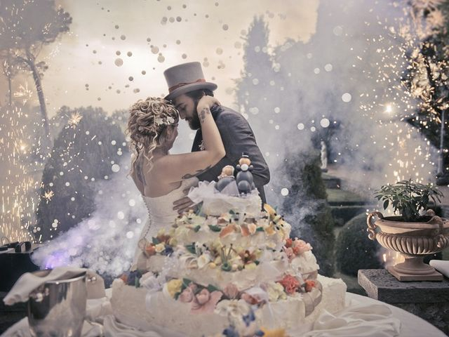 Il matrimonio di Sergio e Jessica a Bottanuco, Bergamo 149