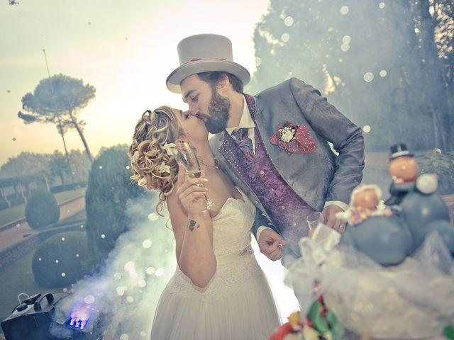 Il matrimonio di Sergio e Jessica a Bottanuco, Bergamo 150