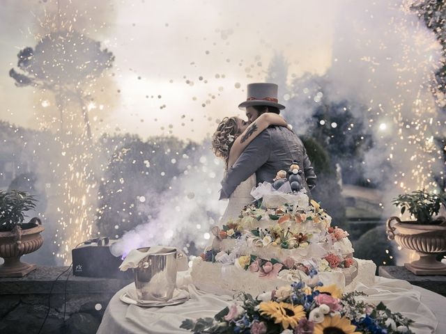 Il matrimonio di Sergio e Jessica a Bottanuco, Bergamo 152
