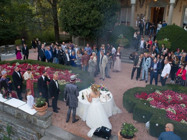 Il matrimonio di Sergio e Jessica a Bottanuco, Bergamo 153