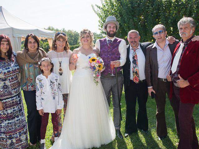 Il matrimonio di Sergio e Jessica a Bottanuco, Bergamo 157