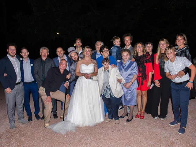 Il matrimonio di Sergio e Jessica a Bottanuco, Bergamo 161
