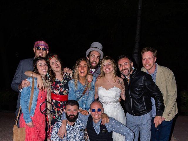 Il matrimonio di Sergio e Jessica a Bottanuco, Bergamo 163