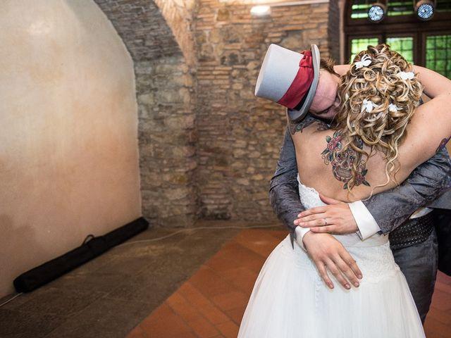 Il matrimonio di Sergio e Jessica a Bottanuco, Bergamo 165