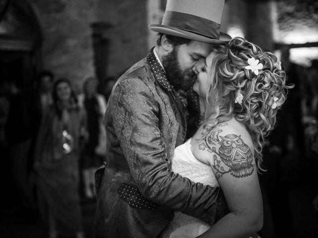 Il matrimonio di Sergio e Jessica a Bottanuco, Bergamo 166